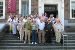 Members of the Society at Tralee Museum in 2007.