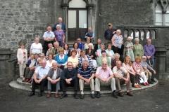 Members of the Society at Kilkenny Castle in 2010.