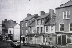 Barrack Street in 1979. Image from the Evening Echo.