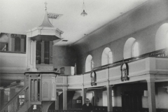 Interior of the South Chapel taken before the 1958 renovations. Image courtesy of Cork City Library.
